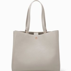 Dagne Dover - The Allyn Tote large (bone leather)